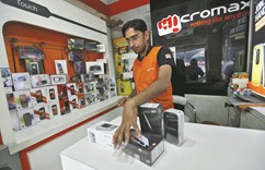 Micromax, once a rising star, struggles