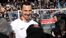 PSG want Ibrahimovic to stay, says president