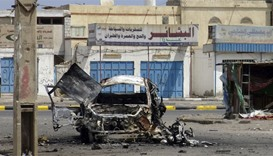 Helicopters kill 17 as Yemen government moves against Aden militants