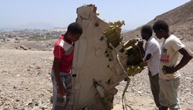 UAE plane crashes in Yemen due to technical fault, pilots killed