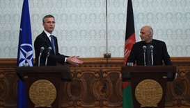 Afghan leader touts success against Islamic State