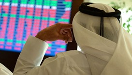 Qatar shares edge down despite institutional buying support