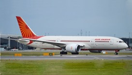 Air India flight searched after bomb threat: Bangkok official