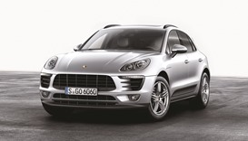 Porsche rolls out new Macan