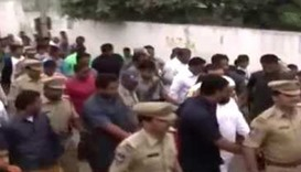 Indian police arrest students over beef rumours