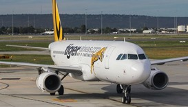 Budget airline jet makes priority landing in Australia