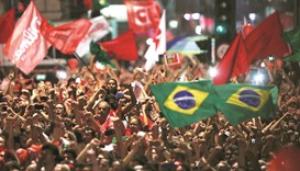 Lula stripped of office as supporters demonstrate