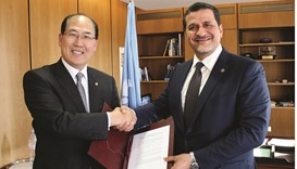 Qatar, IMO sign memorandum of co-operation