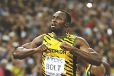 Bolt targets 'triple-triple' glory at Rio Games