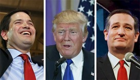 Cruz gains in online betting, Trump still Republican favourite