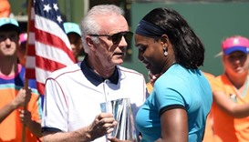 Indian Wells tournament chief quits in gender storm