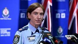 Australia arrests two suspected of Islamic State financing
