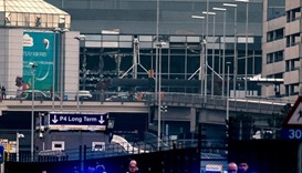 Bombed Brussels airport departure hall to partly reopen on Sunday