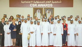 Several firms honoured for CSR initiatives