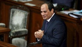 Sisi names 10 new ministers in Egypt cabinet reshuffle
