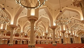 The Grand Mosque Project - Social, Culture & Heritage Project of the Year.