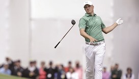 Spieth loses match, top ranking, but is still confident