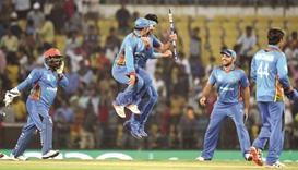 Minnows Afghanistan stun West Indies to make history