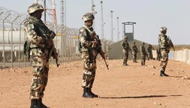 Algerian security forces kill 12 jihadists in a week