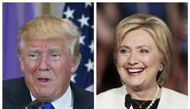 Trump, Clinton capture key wins on US Super Tuesday