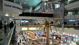 Dubai airport passenger traffic up 6.1% in August
