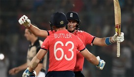 England beat New Zealand by seven wickets to reach final