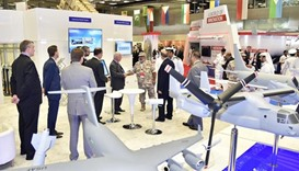 New defence deals signed as Dimdex concludes