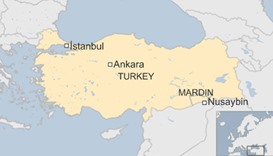The attack was carried out by Kurdistan Workers Party (PKK) militants in the town of Nusaybin