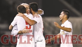 Al Rayyan get ready for Qatar Stars League party