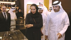New addition to Doha art scene as AlBahie auction house opens