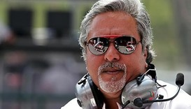 Indian court declares tycoon Mallya a 'fugitive economic offender'
