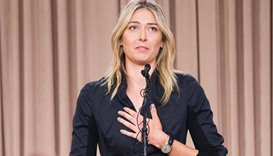Sharapova's business empire plunged into doping turmoil
