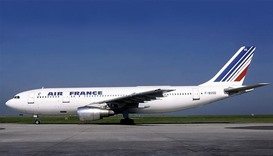 Woman hid child in bag on Paris flight: Air France