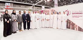 Qatargas joins 'Moushtarayat' conference and exhibition