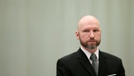 Mass killer Breivik loses human rights case against Norway