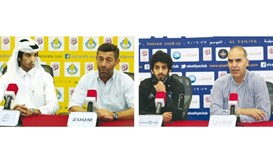 Gharafa face Sailiya in quest of top four spot