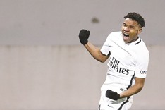Wounded PSG grind out win at Lorient