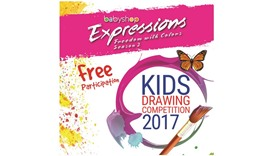 Babyshop to hold drawing competition