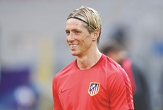 Torres returns as Atletico eye quarters