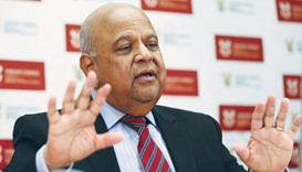 Gordhan confident welfare benefits to be paid on April 1
