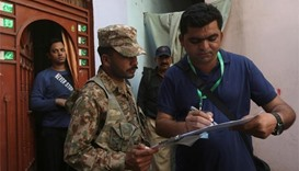 Security high as Pakistan holds census after 19 years