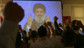 "Hezbollah says UN ""weak"" after critical Israel report pulled"