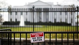 White House security boosted after man's arrest