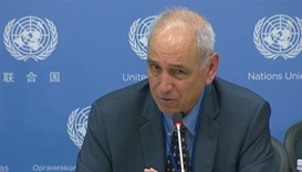 UN special rapporteur on the occupied Palestinian territories, Michael Lynk