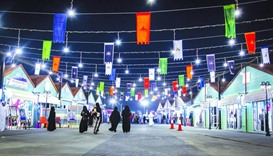 Season two at Magical Festival Village sees global participation, bigger turnout
