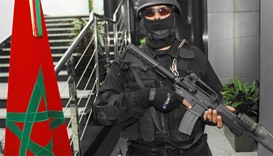 Moroccan security