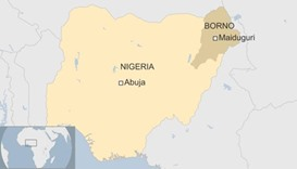 Suicide blasts rock migrant camp in Nigeria, 3 killed