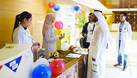 HMC marks World Down Syndrome Day with a series of events.