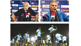 Game on as Qatar take on Iran in crucial WC qualifier