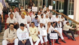 19 Maharashtra MLAs suspended for 9 months
